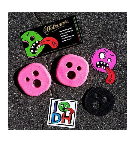 Pucks Holesom Bubblegum - Pink