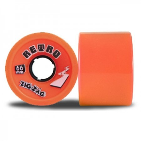 ABEC11 RETRO ZIGZAG 66MM 8A