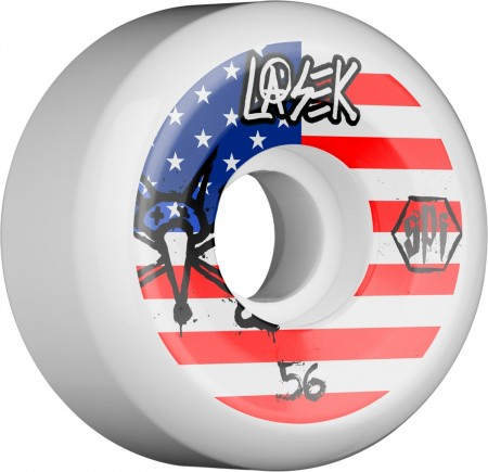 BONES LASEK USA 58MM