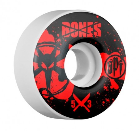 BONES CRIME ESCENE 53MM