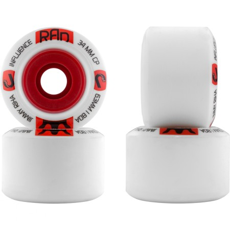 Ruedas Rad Influence Jimmy Riha 63mm 80a